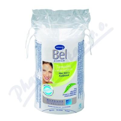 Zobrazit detail - Kosmetic. tampóny odlič. BEL Premium oválné 45ks