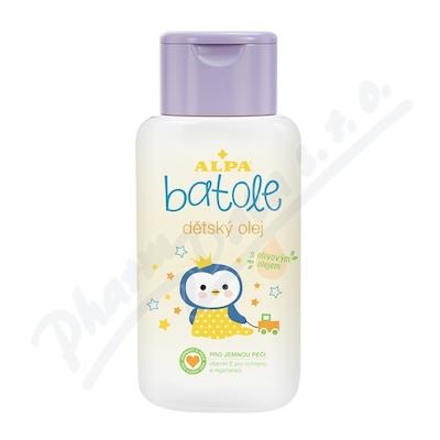 Zobrazit detail - Batole dětský olej s olivovým olejem 200ml