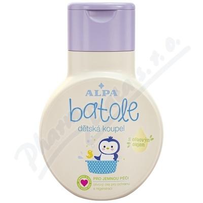 Zobrazit detail - Batole dětská koupel s olivovým olejem 200ml