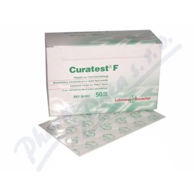 Zobrazit detail - Náplast testovací alergologická Curatest F 50ks