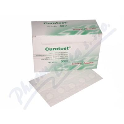 Náplast testovací alergologická Curatest 50ks