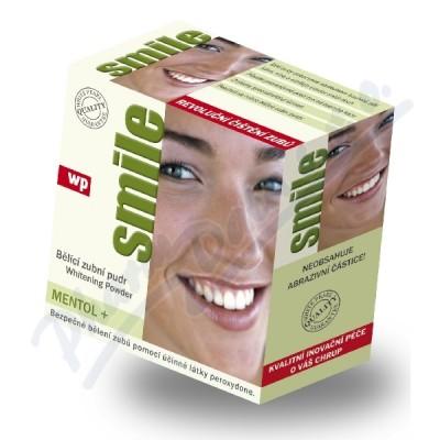 Zobrazit detail - WP SMILE Mentol 30g bělící zubní pudr