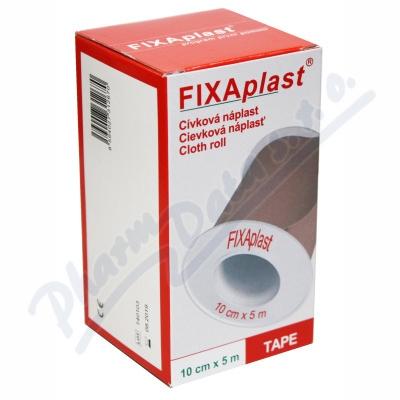 Zobrazit detail - Náplast Fixaplast cívka 10cmx5m 1ks