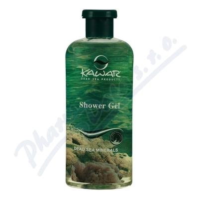 KAWAR Sprchový gel s miner.z Mrtv. moře 400 ml