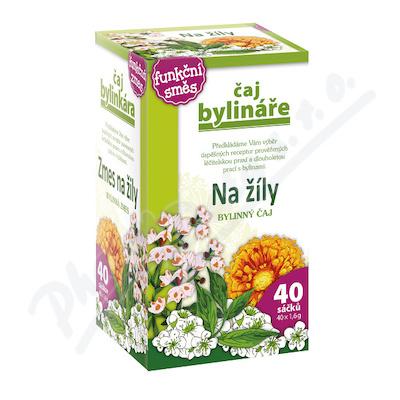 Čaj Bylináře Na žíly n.s. 40x1.6g