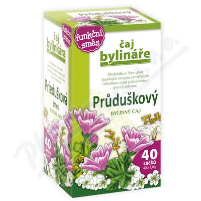 Čaj Bylináře Průduškový n.s. 40x1.6g