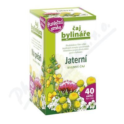 Čaj Bylináře Jaterní n.s. 40x1.6g