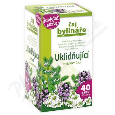 Čaj Bylináře Uklidňující n.s. 40x1.6g