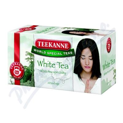 Zobrazit detail - TEEKANNE White tea n. s. 20x1. 25g