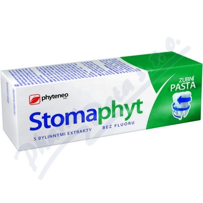 Zobrazit detail - Phyteneo Stomaphyt zubní pasta bez fluoru 75ml