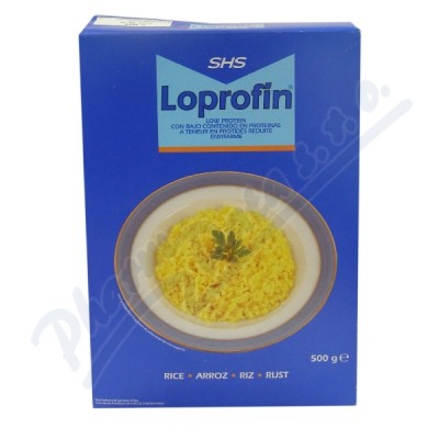 Zobrazit detail - Loprofin low protein r�e 500g