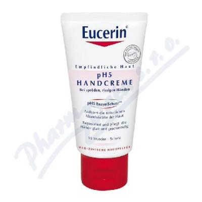 Zobrazit detail - EUCERIN ph5 Regenerační krém na ruce 75ml 63154