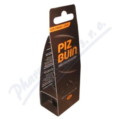 Zobrazit detail - PIZ BUIN NEW SPF30 Mout. Cr. +StickSPF30 20ml