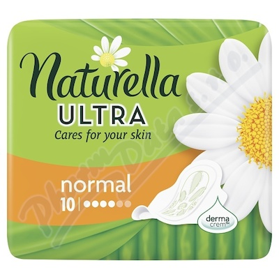 Zobrazit detail - DHV Naturella Ultra Normal-10ks