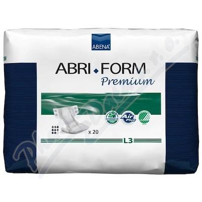 Inkont.kalh. Abri Form Premium L3. 20ks