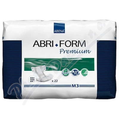 Inkont.kalh. Abri Form Premium M3. 22ks