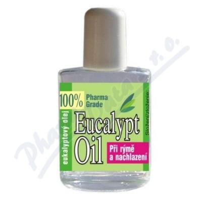 Zobrazit detail - Eukalyptový olej 100% 15ml