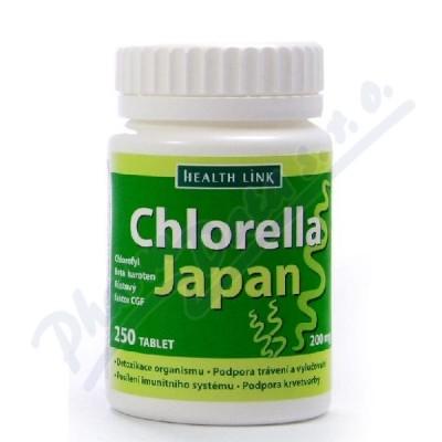 Zobrazit detail - Chlorella Japan tbl. 250