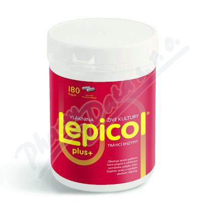 Lepicol PLUS tr�vic� enzymy cps.180 Medicol