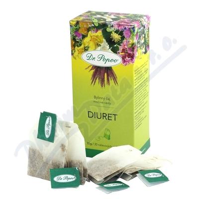 Dr.Popov Čaj Diuret tea n.s.20x1.5g