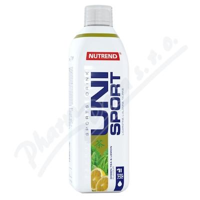 Zobrazit detail - NUTREND Unisport zelený čaj-citron 1000ml