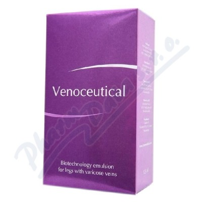 Zobrazit detail - FC Venoceutical 125ml emulze na křečové žíly