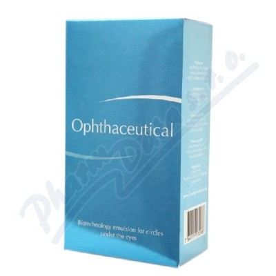 FC Ophthauceutical 15ml emulze na kruhy pod očima