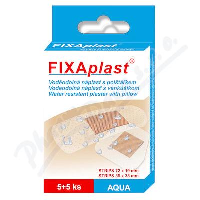 Zobrazit detail - Náplast Fixaplast AQUA strip 10ks