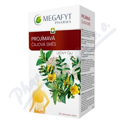 Zobrazit detail - Megafyt Projímavá čajová směs por. spc. 20x1. 5g