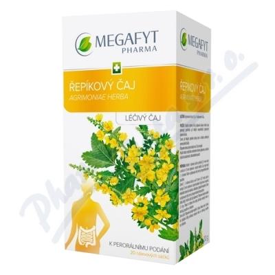 Zobrazit detail - Megafyt Řepíkový čaj por. spc. 20x1. 5gm