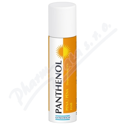 PANTHENOL pěna 150 ml Generica
