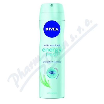NIVEA Deo ženy ENERGY FRESH sprej AP 150ml č.83750