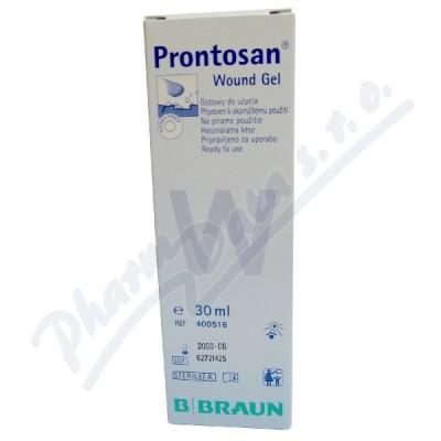 B. Braun Prontosan Wound gel 30ml CENT 400516