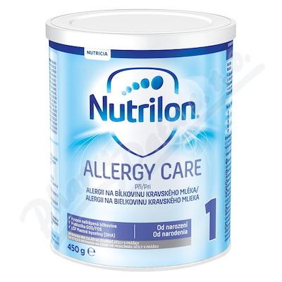Zobrazit detail - Nutrilon 1 Allergy Care ProExpert 450g