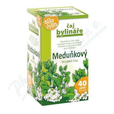 Čaj Bylináře Meduňkový 40x1.6g