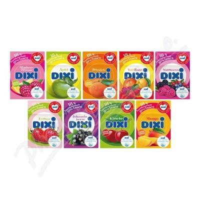 Zobrazit detail - Dixi hroznový cukr se 7 vitamíny a calciem 1x45g