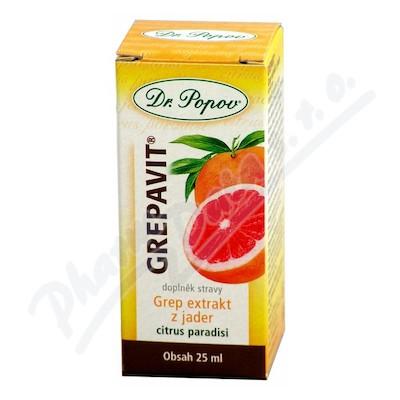Kapky Grep extrakt z jader(Grepavit)25ml Dr.Popov