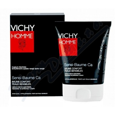 Zobrazit detail - VICHY HOMME BALZAM PO HOL.  75 ml