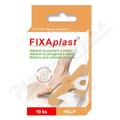 Náplast Fixaplast HELP na puchýře 10ks