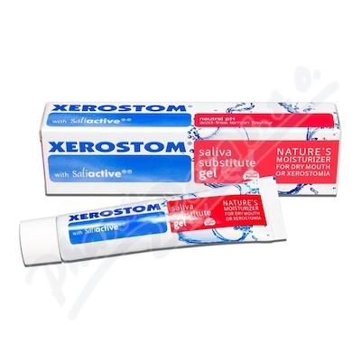 Zobrazit detail - XEROSTOM gel.  náhrada slin 25ml