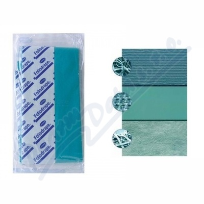 Zobrazit detail - Rouška Foliodrape Protect sterilní 75x90cm 35ks