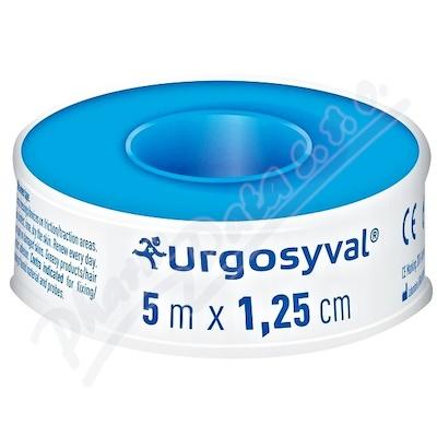 URGO SYVAL Textilní náplast bílá 5mx1.25cm
