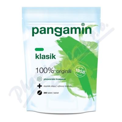 Zobrazit detail - Pangamin Klasik tbl. 200 sáček