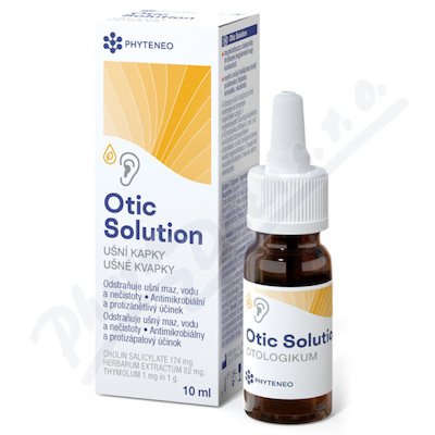 Phyteneo Otic Solution gtt.10ml