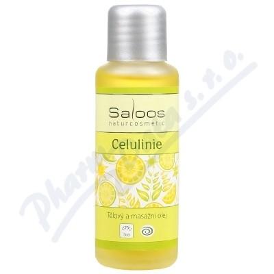 Zobrazit detail - SALOOS Tělový a masážní olej Celulinie 50ml
