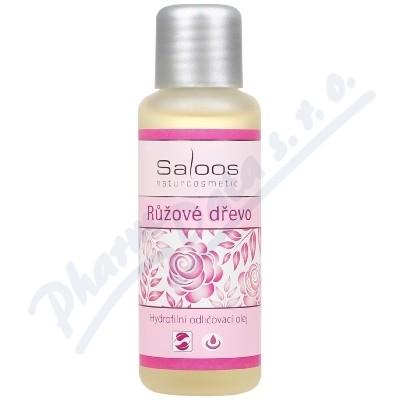 Zobrazit detail - SALOOS Hydrofilní odlič. olej růžové dřevo 50ml