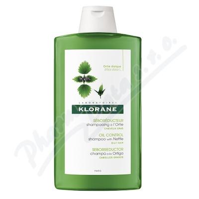 Zobrazit detail - KLORANE Ortie šamp. 400ml - mastné vlasy