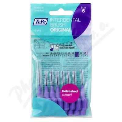 Zobrazit detail - TePe mezizub. kartáčky fialové 1. 1mm 8ks 113270