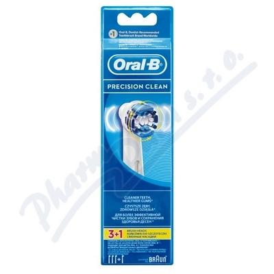 Zobrazit detail - Oral-B náhradní kart.  EB 20 Precision Clean 4ks