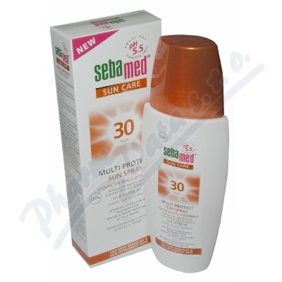 Zobrazit detail - SEBAMED Opalovac� spray OF30 150ml